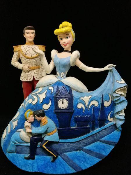 Cinderella Cinderella And Prince Prince  Prince Charming Studio Shot