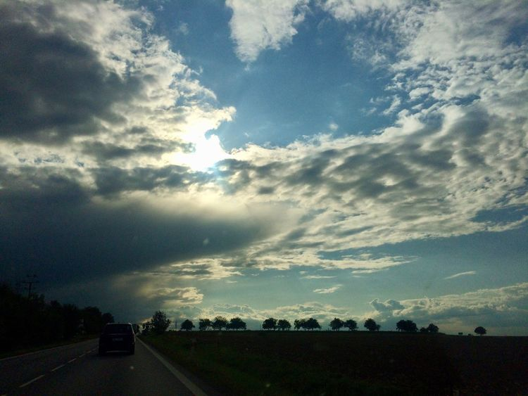 Cloud - Sky Dramatic Sky No People Nature Landscape Sky teked from passenger saet Been There.