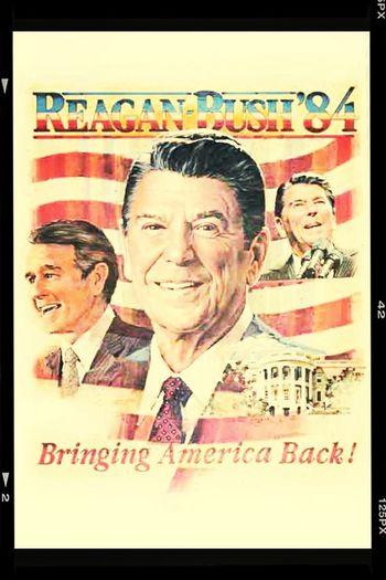Reagan 84 I Love This Pic