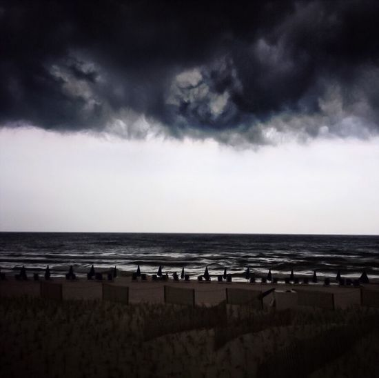The Great Outdoors - 2016 EyeEm Awards storm over the gulf. Okaloosa Island