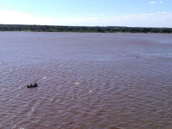 Río Paraguay Asunción Paraguay Asunción