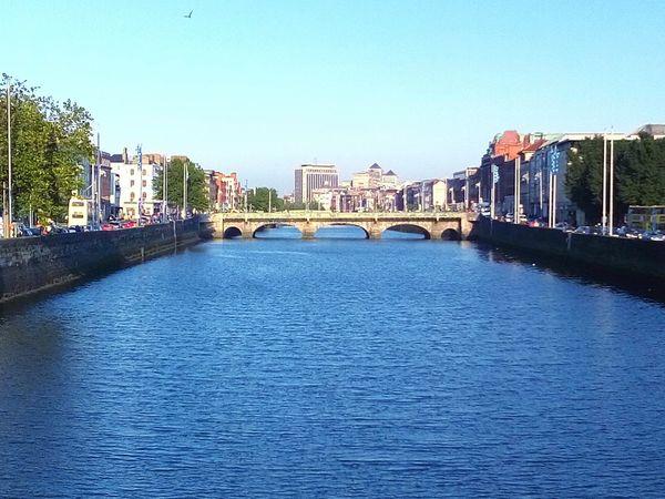 River Bridge Dublin City Ireland EyeEm Eyeemmarket