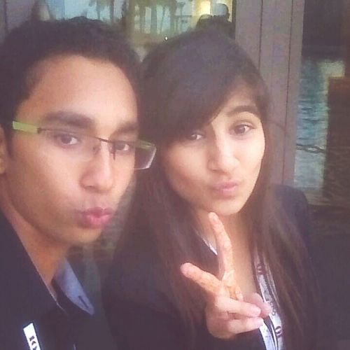 Friends Funtimes Pout:* Pouting amazing Bday it was