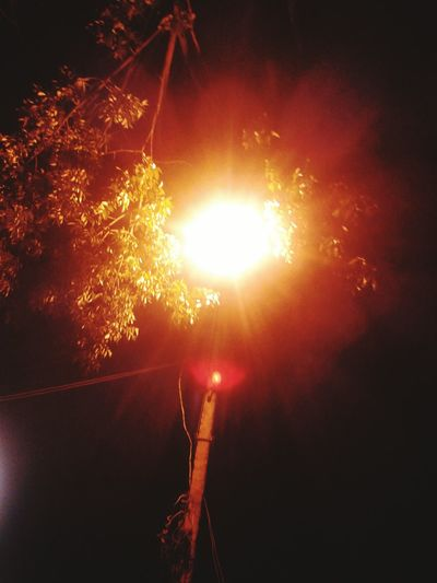 Cities At Night Street Light Lenovo K4 Note
