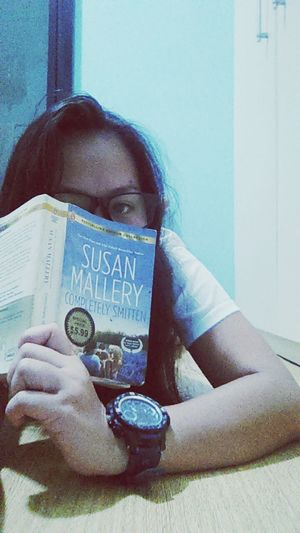 Completely Smitten Books ♥ One Person First Eyeem Photo