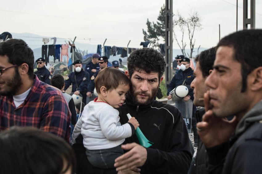 Afghan Crisis Documentary Humaninterest Idomeni Journalism Migrant Refugee Refugees Crisis Syrian Camp