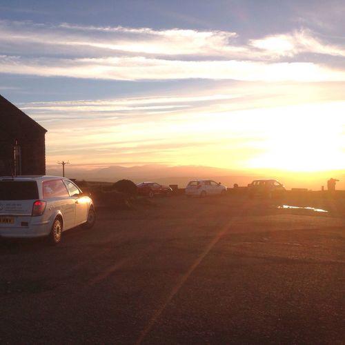 Sunset Sun Scenics