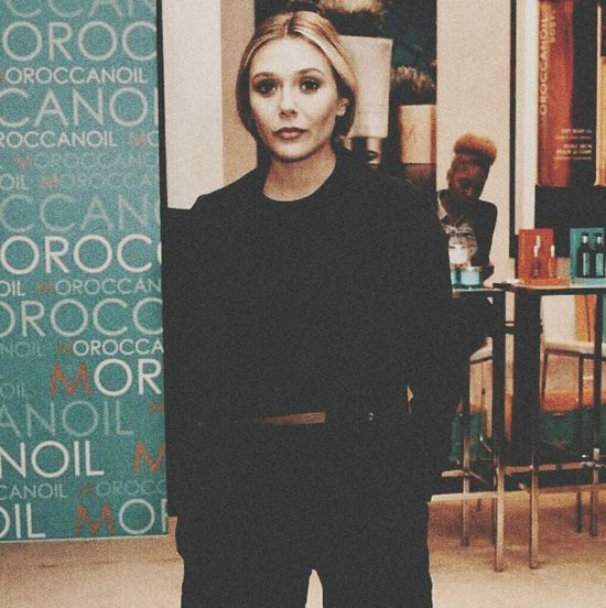 ElizabethOlsen ScarletWitch Marvel Captainamerica Civilwar