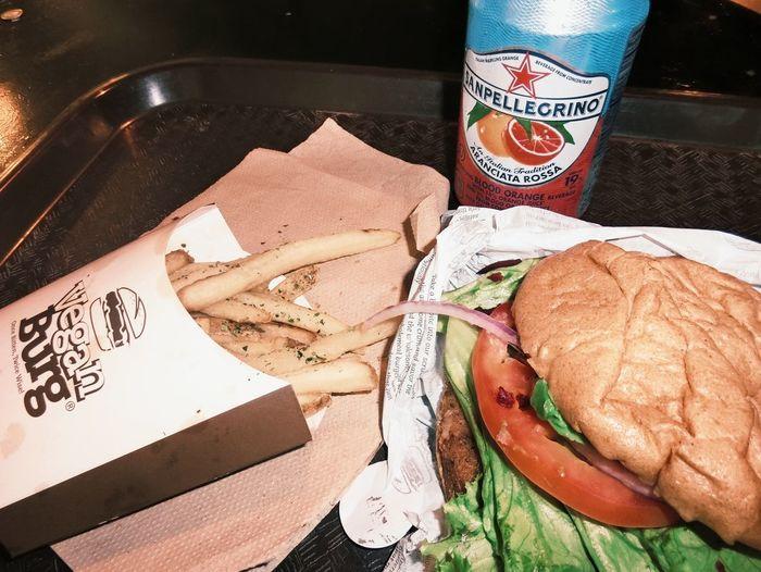 Burger High