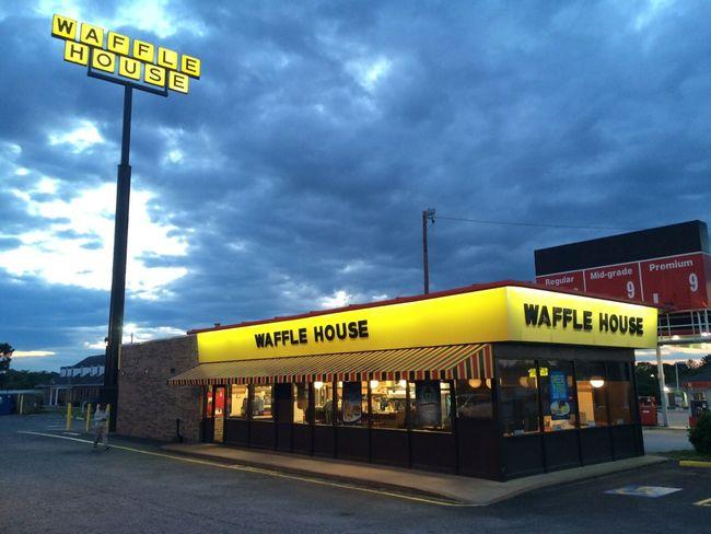 South Waffle House Waffle Breakfast Trip