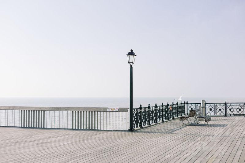 Pier By Sea