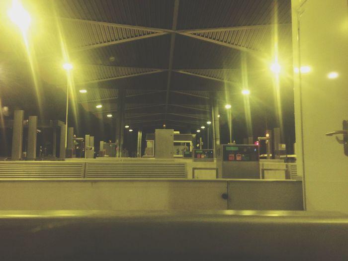 Lighting Equipment Night Road Electric Light Long Peaje