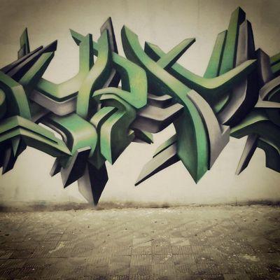 Wall Drawn Brazil Amazing Art