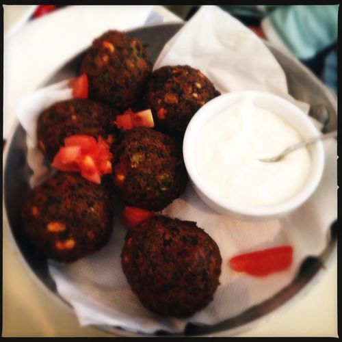 Nicosia Greek Food Meatballs