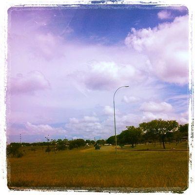 Brasília... Place Sky Bluesky Cloud