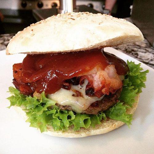Tofu-Gemüse-Pfanne. Burger BBQ Bbqburger Bacon Bbqbaconburger