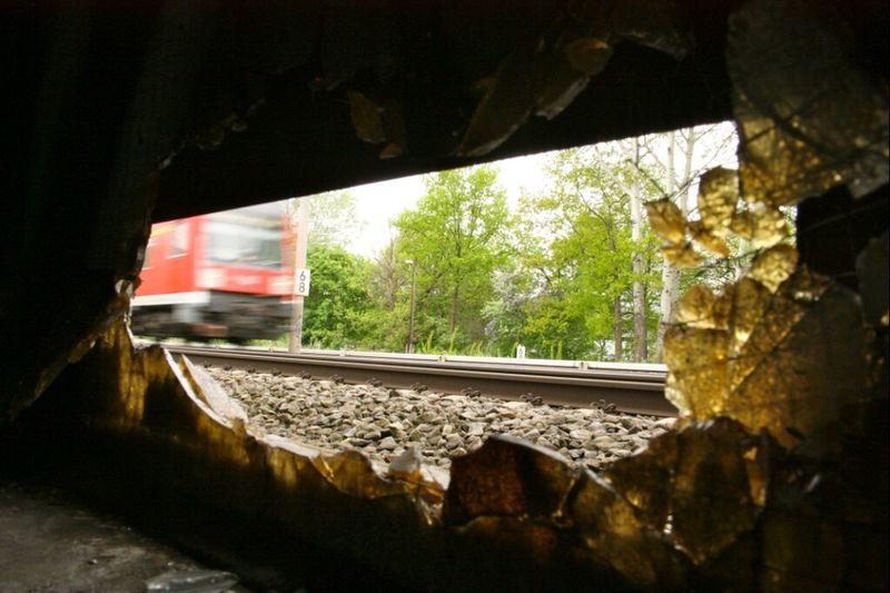 Abandoned Frame It!