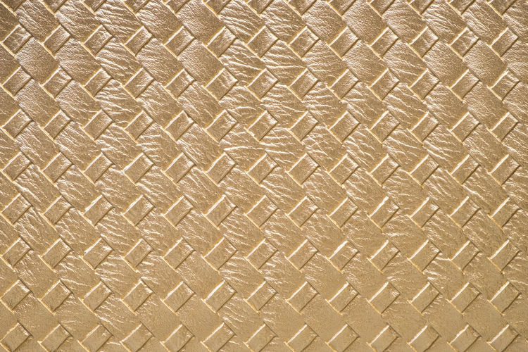 Full Frame Shot Of Woven Leather Background
