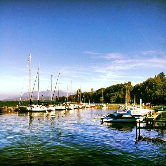 Yvoire Hautesavoie Montagne Jaimamaregion bateau port boat