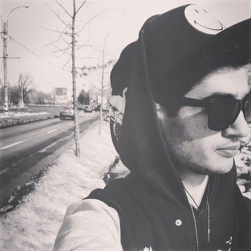 Markusbeard MKB Dogtags Hoodie willow blackandwhite fresh snow fuckhashtags swag sunglasses smiley RNS