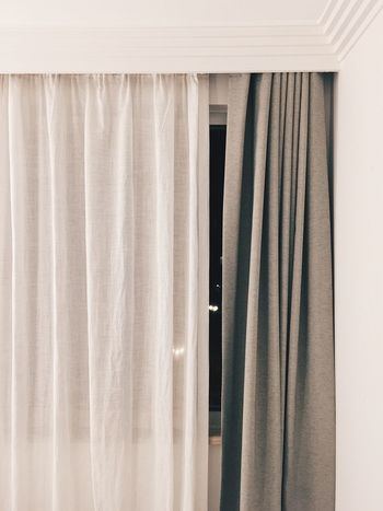 Loneliness Lonely Backgrounds Close-up Curtain Curtains Day Drapes  Full Frame Indoors  Night No People Open Window Textile Window