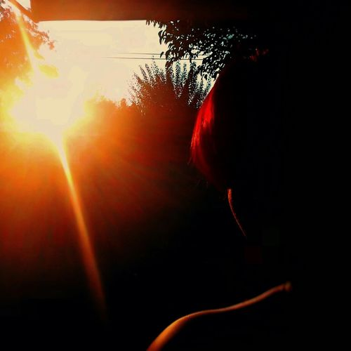 Sunset & Me.... Sky Photooftheday Sunsets Californiasunset Sunrise_sunsets_aroundworld Love Myview Skyhub That's Me Madera red