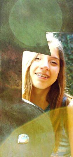 Blonde Blonde Girl Modeling Model Sun Yellow Smile Brakets BraquetsGirl Feel The Journey
