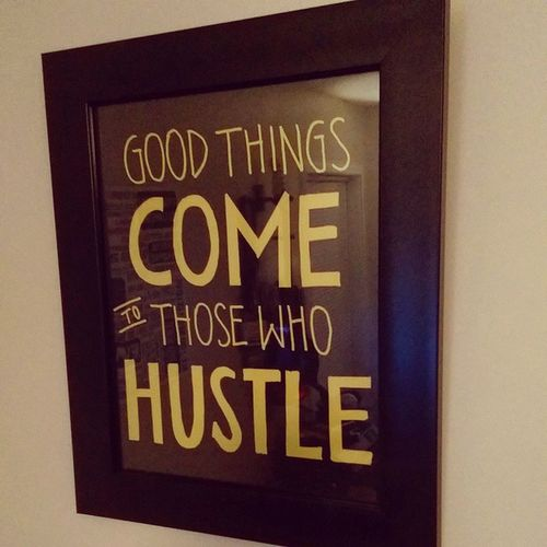 Hustle till you no longer have to introduce yourself. [Motivation Hustle BossUp ]