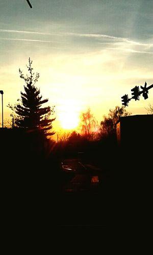 Geiles Wetter! Sun Sonnenuntergang Sonne Geil Love Enjoying Life