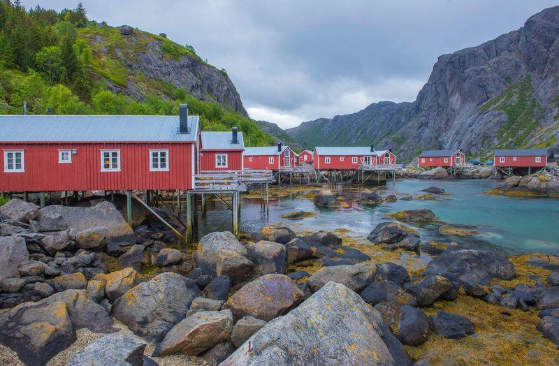 Nusfjord,