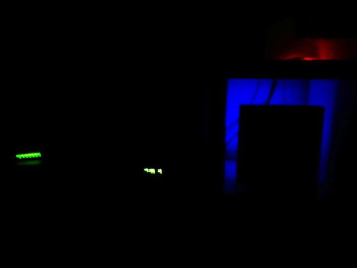 Illuminated Night No People Indoors  Nightlights Nightshot Technology Computer Equipment Clouse-up Computer Network
