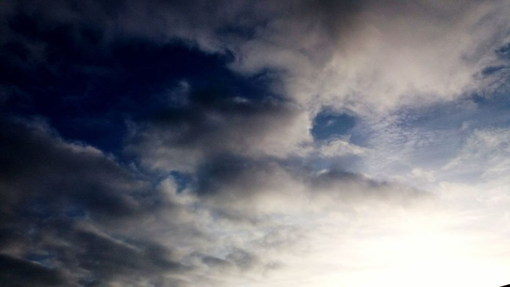 Sky Cloud - Sky Backgrounds No People Cloudscape Storm Outdoors Beauty In Nature Storm Cloud Nature Thunderstorm Day Space
