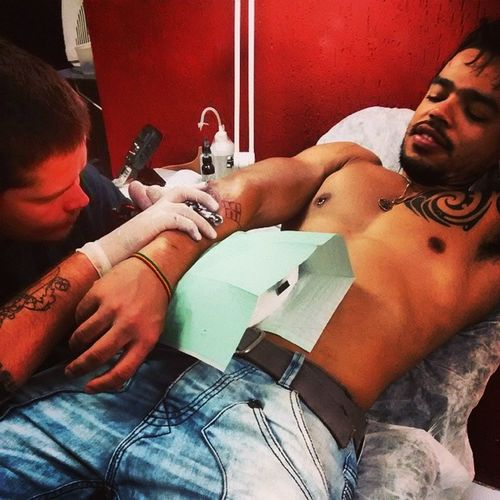 Now New Tatto Cassinotatto like life