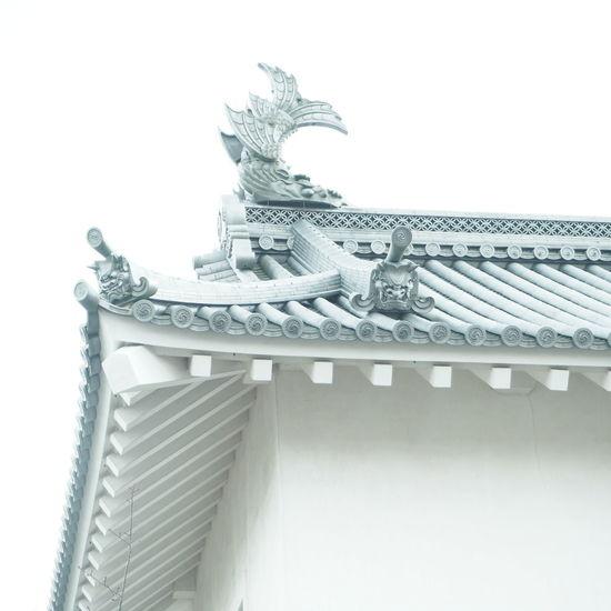 Architecture Ultimate Japan 城 鬼瓦 Japanese Castle Japanese Architecture Mirrorless Japan 掛川 No Edit/no Filter