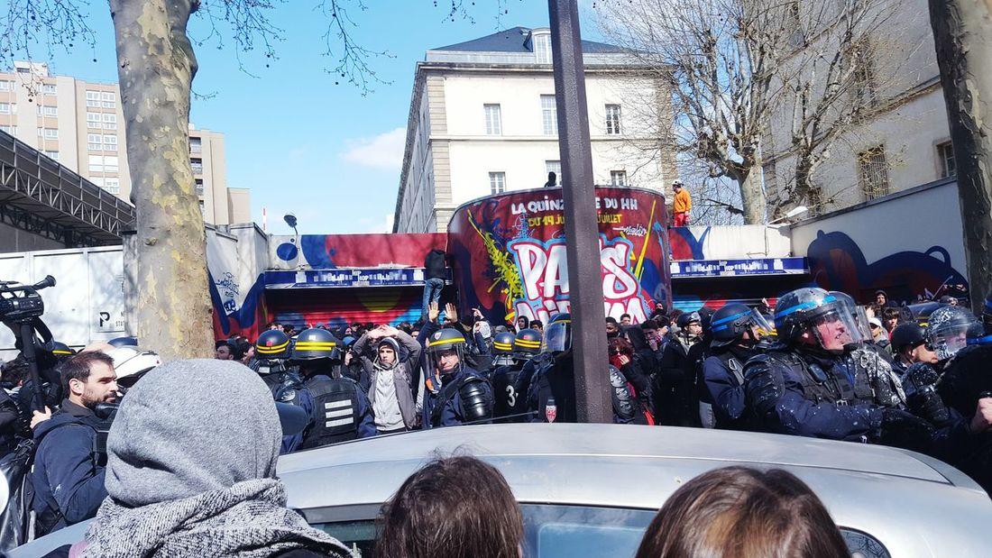 Manifestation Demonstration