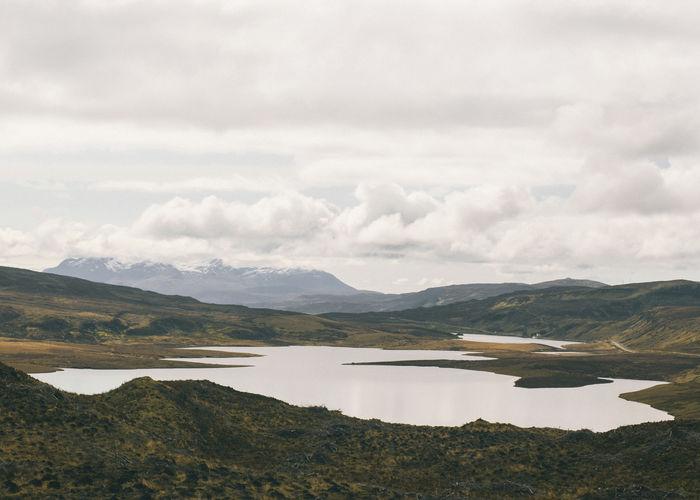 Archipelago Hiking Scotland Skye, United Kingdom Bridge Hebrides Highlands Island Isle Of Skye Landscape Mountain Nature Outdoors River Scenics - Nature Travel Destinations