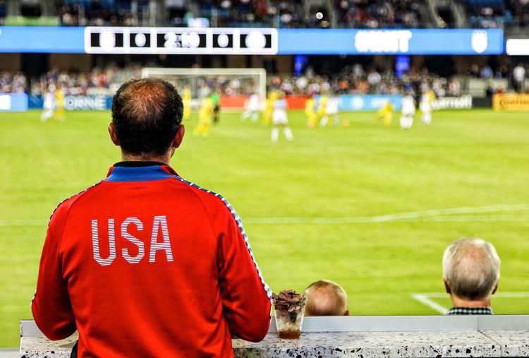 Team USA Soccer