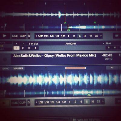 E ogni tanto anche questa ci sta in mezzo a Gregor Salto e Franky Rizardo!!! AlexSalis &Welbo Gipsy WelboFromMexicoMix GregorSalto FrankyRizardo musica Housemusic house Music