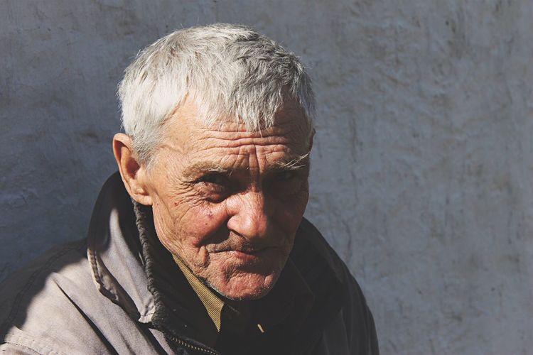 Vilkovo Grandpa Old Portrait OpenEdit