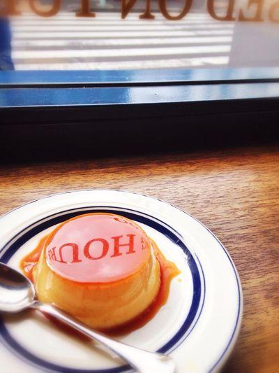 お気に入りのカフカフェフCafefプリンリン