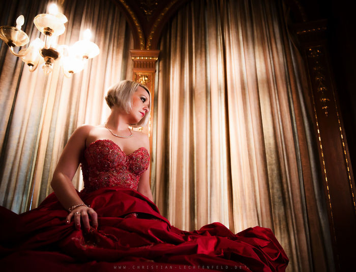 Red EyeEm Best Shots EyeEm Selects EyeEm Gallery Light Woman Women Who Inspire You Womens Portraiture Blond Hair Clothing Dress Fashion First Eyeem Photo Girl Girls One Person Red Sitting Woman Of EyeEm Woman Portrait Woman Who Inspire You Womanportrait Women women around the world Women Of EyeEm Women Portraits EyeEmNewHere