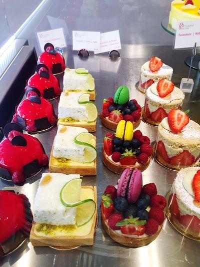 Cake Fruits Delicious