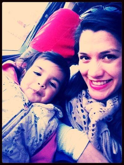 Rumbo a Santiago! :)
