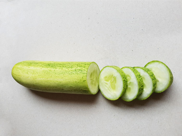 Cucumber SLICE Sliced Cucumber Close-up Cucumber Food Food And Drink Freshness Green Color Healthy Eating Indoors  No People Slices Still Life Vegetable