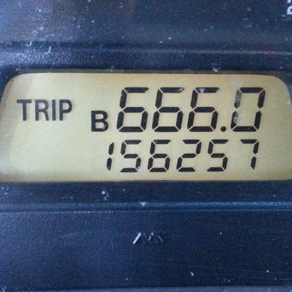 271/365 666 HighwayToHell