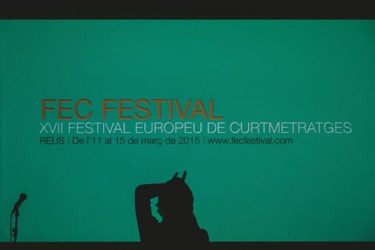 FEC Festival '15 Selfportrait That's Me Being A PR
