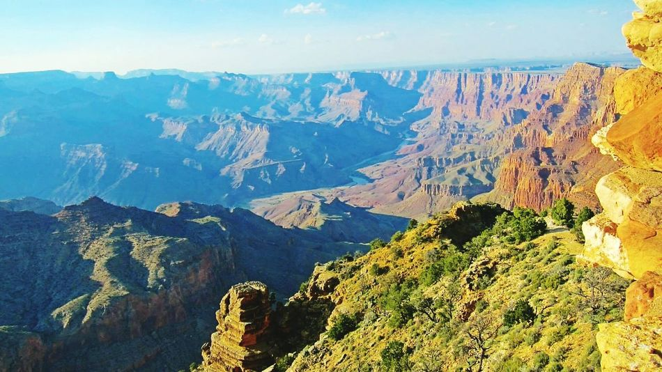 Grand Canyon Desert View Adventure Nature Photography Outdoor Photography Colorado River Travel Photography The Great Outdoors - 2016 EyeEm Awards