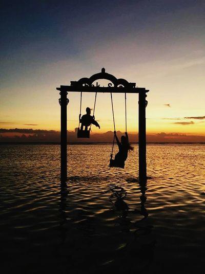 Swinging and