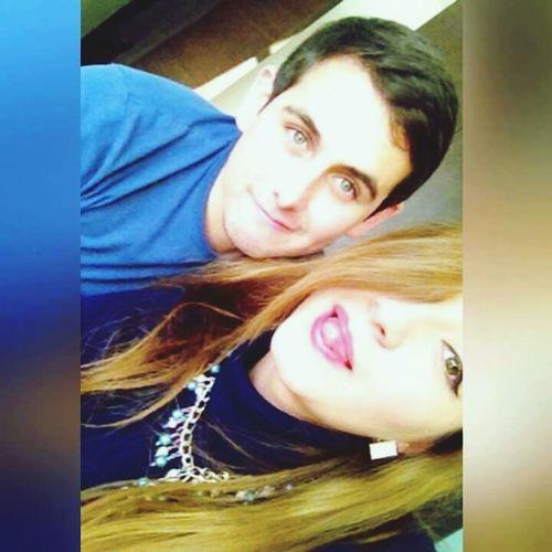 Primer selfie con mi Amor. First Eyeem Photo