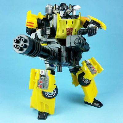 Transformers Sunstreaker